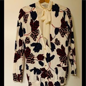 Mark Jacobs printed  cardigan in flower print
